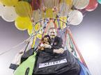 美国真实版飞屋环游 挑战者将飞跃大西洋