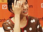 秋瓷炫被称大胃王 节目现场分享美食经验