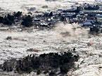 最新录像记录海啸袭来瞬间 强震摇动地轴使日本整体平移2.4米