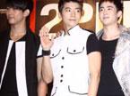 2PM亚洲巡回首站台湾 潘帅既是向导又是嘉宾