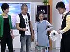 11岁肖娟向恩泰发起挑战 沉浮式洗甩遥控拖把机让生活更便捷
