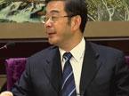 周强会见汇丰银行有限公司副主席史美伦