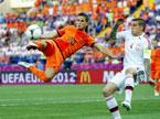2012欧洲杯足球赛B组:戈麦斯建功 德国1-0小胜葡萄牙