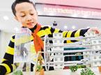 重庆:8岁男孩获得国际发明大奖