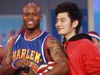 美国哈林花式篮球秀